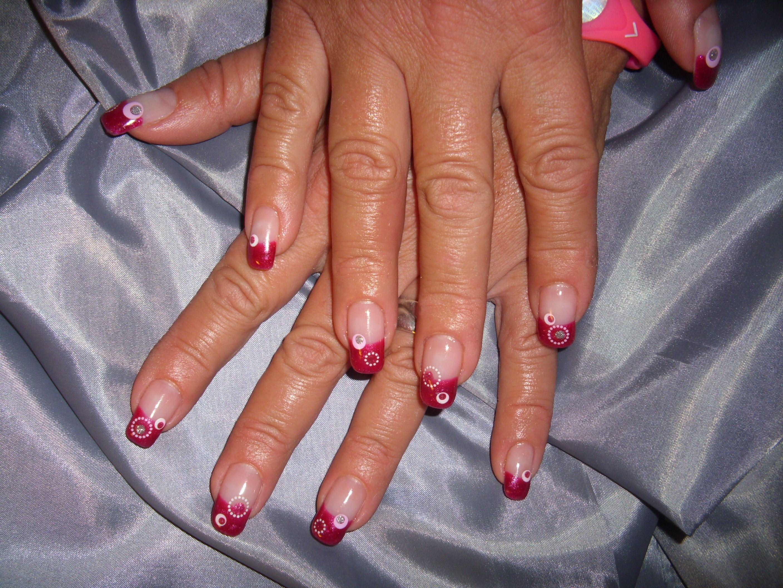 Nageldesign in jesteburg french nails geln gel manik re for Nageldesign fotos beispiele